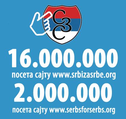 Милионске посете на СЗС сајтовима