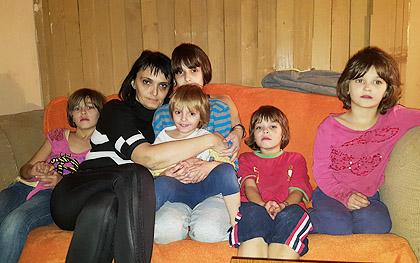 У посети Милачићима из Подгорице