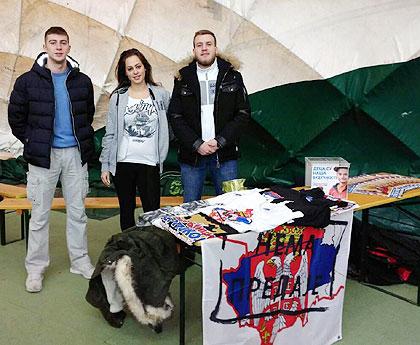 Срби за Србе у новим акцијама у Бечу