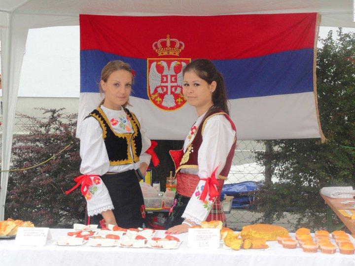 Srpski stand