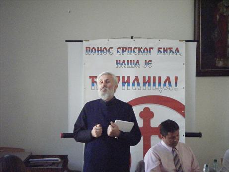 Otac Petar Pantic