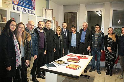 Срби за Србе у радној посети Италији