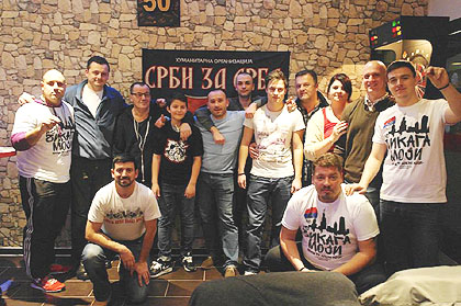 Хуманитарни пикадо турнир у Нирнбергу