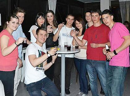 Леп провод на СЗС журци у Немачкој
