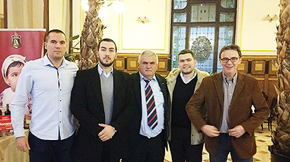 СЗС у посети Србима у Темишвару