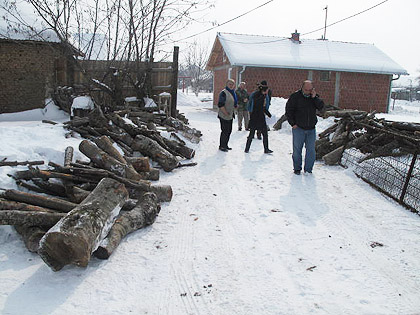 Испоручена дрва за село Милошево
