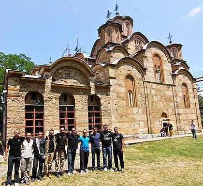 Обележено 624 год. од Косовског боја