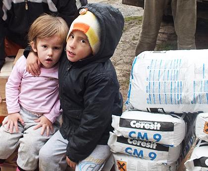Помоћ породицама на Косову и Метохији