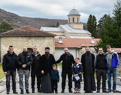 Божићна акција на Косову и Метохији