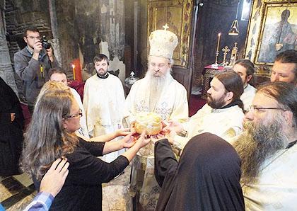 СЗС гости на слави у Грачаници
