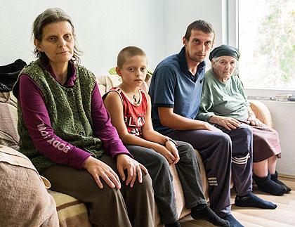 Завршен пројекат помоћи Ђорђевићима
