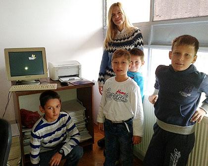 Компјутери за децу са Косова и Метохије