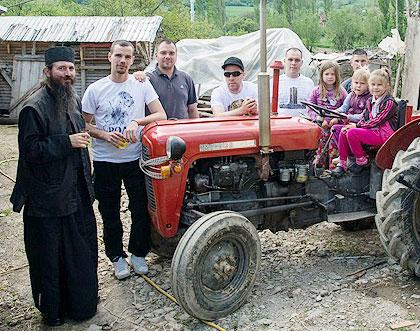 СЗС у посети на Косову и Метохији