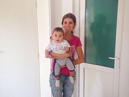 Радови у току код породице Насковић