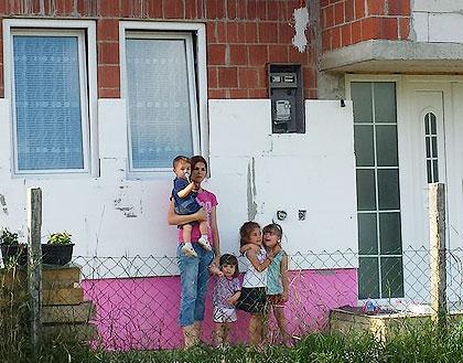 Изолација за кућу малих Насковића