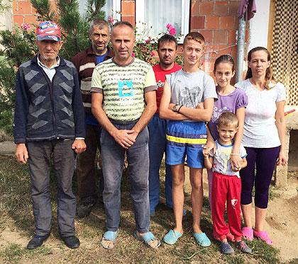 Помогнута породица Станковић са КиМ