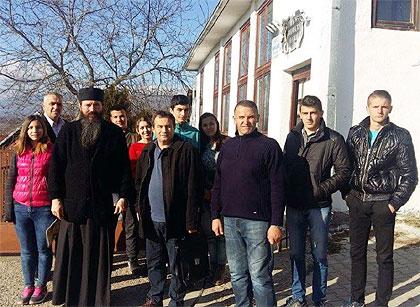 Помогнуто село на Косову и Метохији