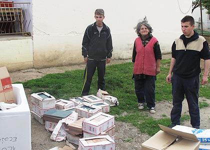 Испоручена СЗС помоћ на Космету