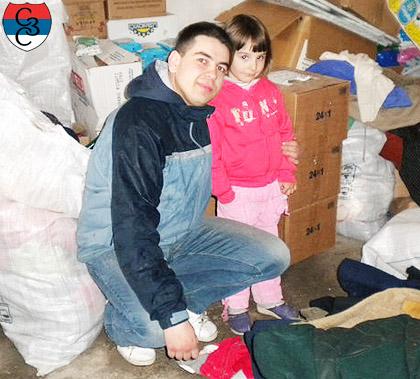 СЗС у посети Србима у Метохији