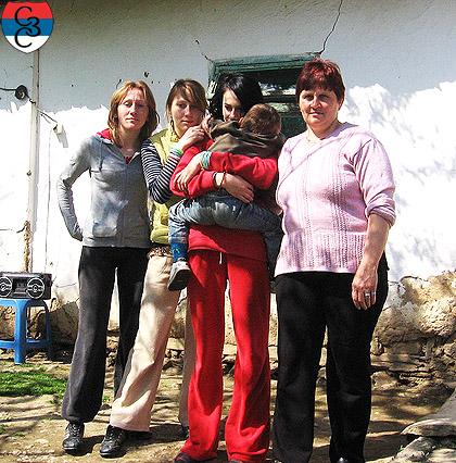 Срби за Србе у акцији на КиМ