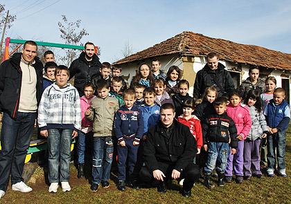 Више од милион евра за угрожену децу