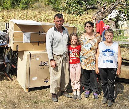 Испоручена помоћ Србима на КиМ