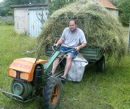 Половна фреза за Радиће у Крајини
