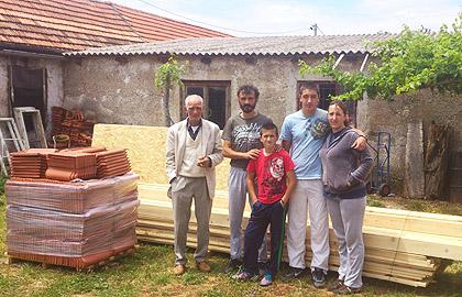 Испоручена помоћ Србима у Крајини