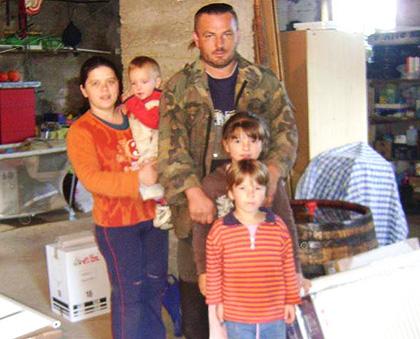 Помоћ породици Кантар из Крајине