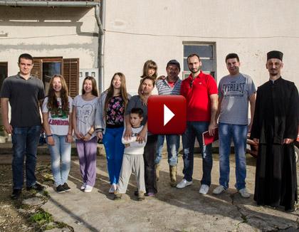 Видео прилог СЗС помоћи у Крајини