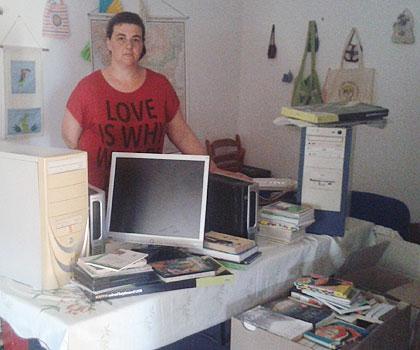Нова помоћ библиотеци у Крајини
