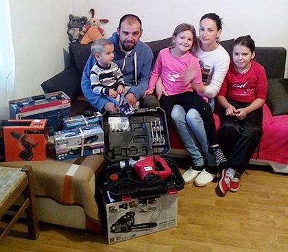 Вредна помоћ Србима у Далмацији