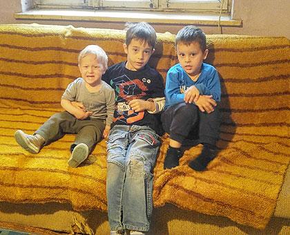 Посећене две породице у Славонији