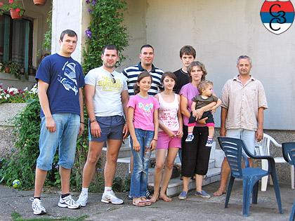 СЗС у посети Гостићима у Славонији