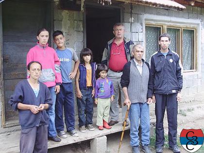 У посети породици Илић
