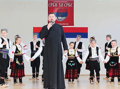 Срби за Србе на сабору у Констанцу