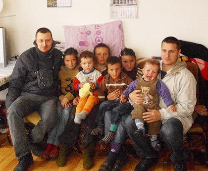 Косилица за породицу Костовић