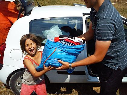 Помоћ стигла породицама на Романији