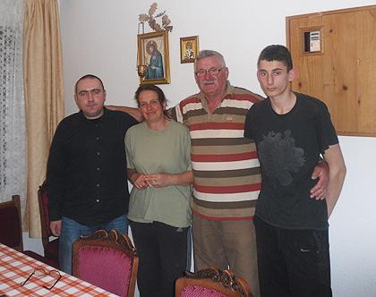 Помоћ породици Граховац