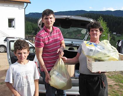 Помоћ за породицу Гутаљ из РС