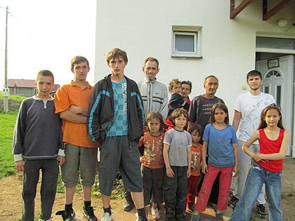 Породица Маловић са Соколца