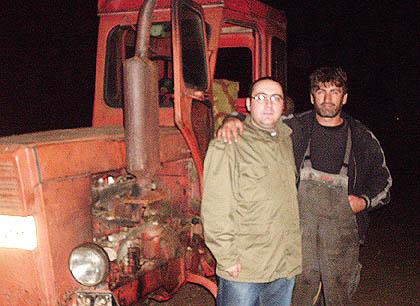 Уплата рате за трактор за Вучковиће