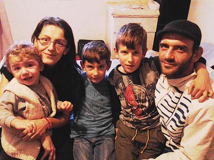 СЗС посетили породицу у Херцеговини