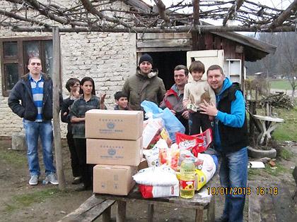 Божићна акција у Републици Српској