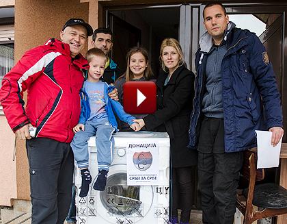 Видео прилог СЗС помоћи у Добоју