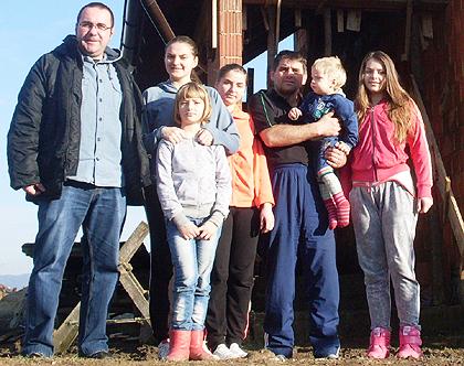 Доградња куће за Шиљеговиће из РС