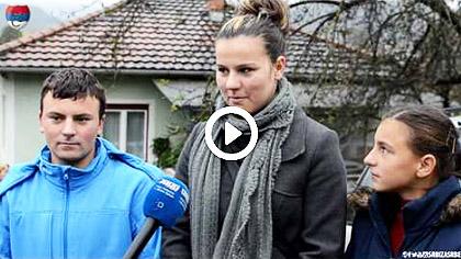 Кућа за Живковиће - видео прилог