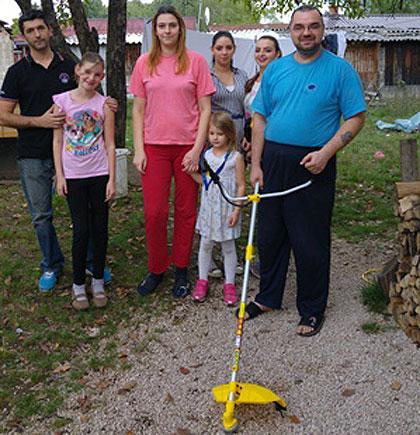 Помоћ породици Никочев из Бања Луке