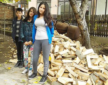 Дрва за породицу Дарабан из Бијељине