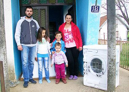 Помоћ за породицу Иветић из Приједора